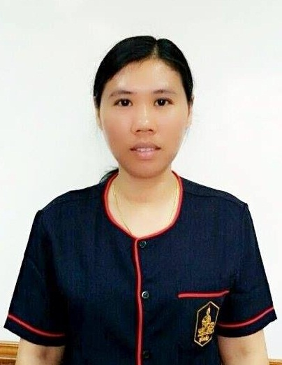 MissWaritsanun Haenghan
